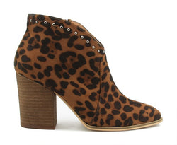 Studded Leopard