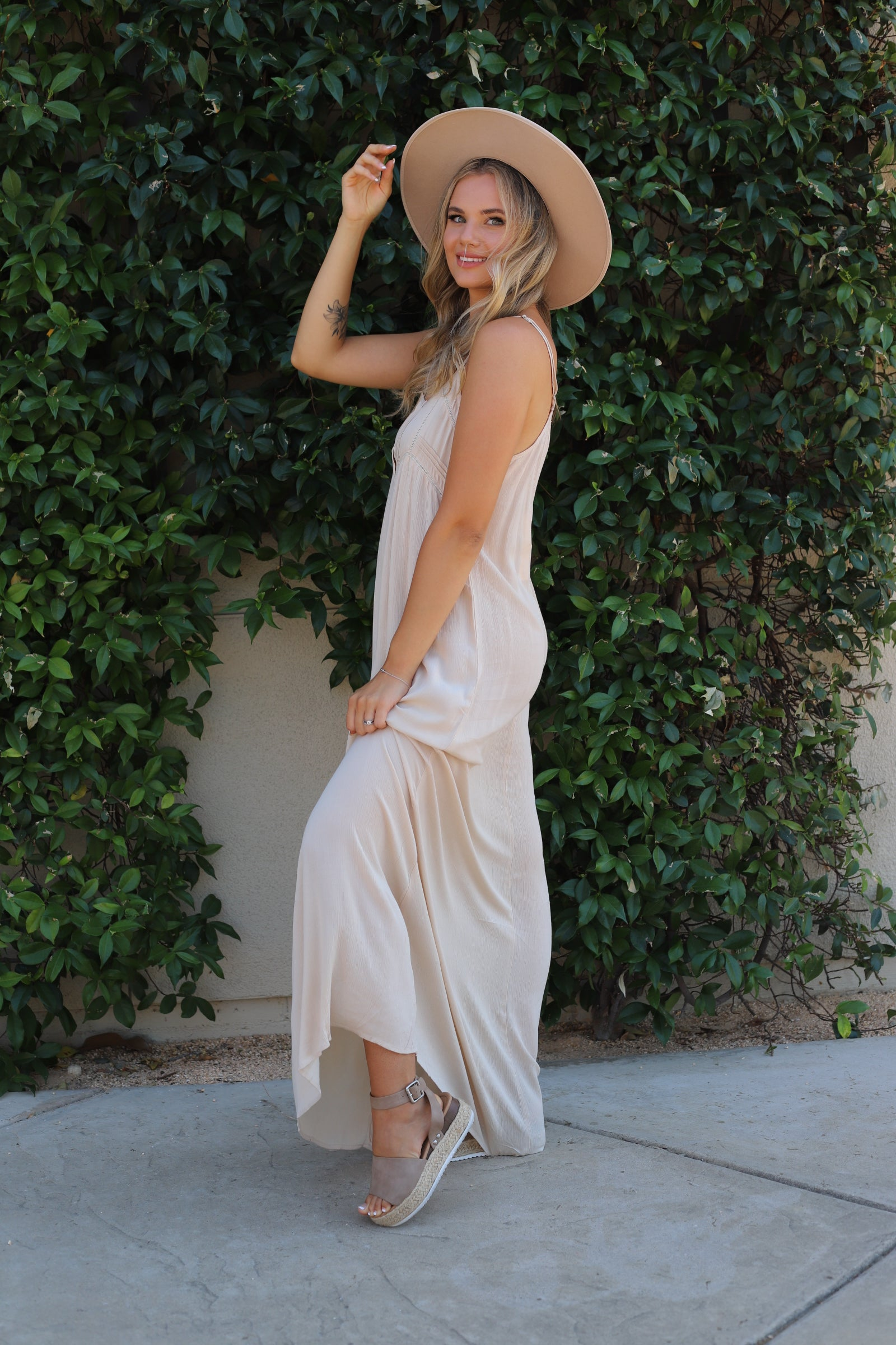 Effortless Tunic Maxi