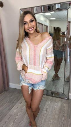 Beach Day Pullover