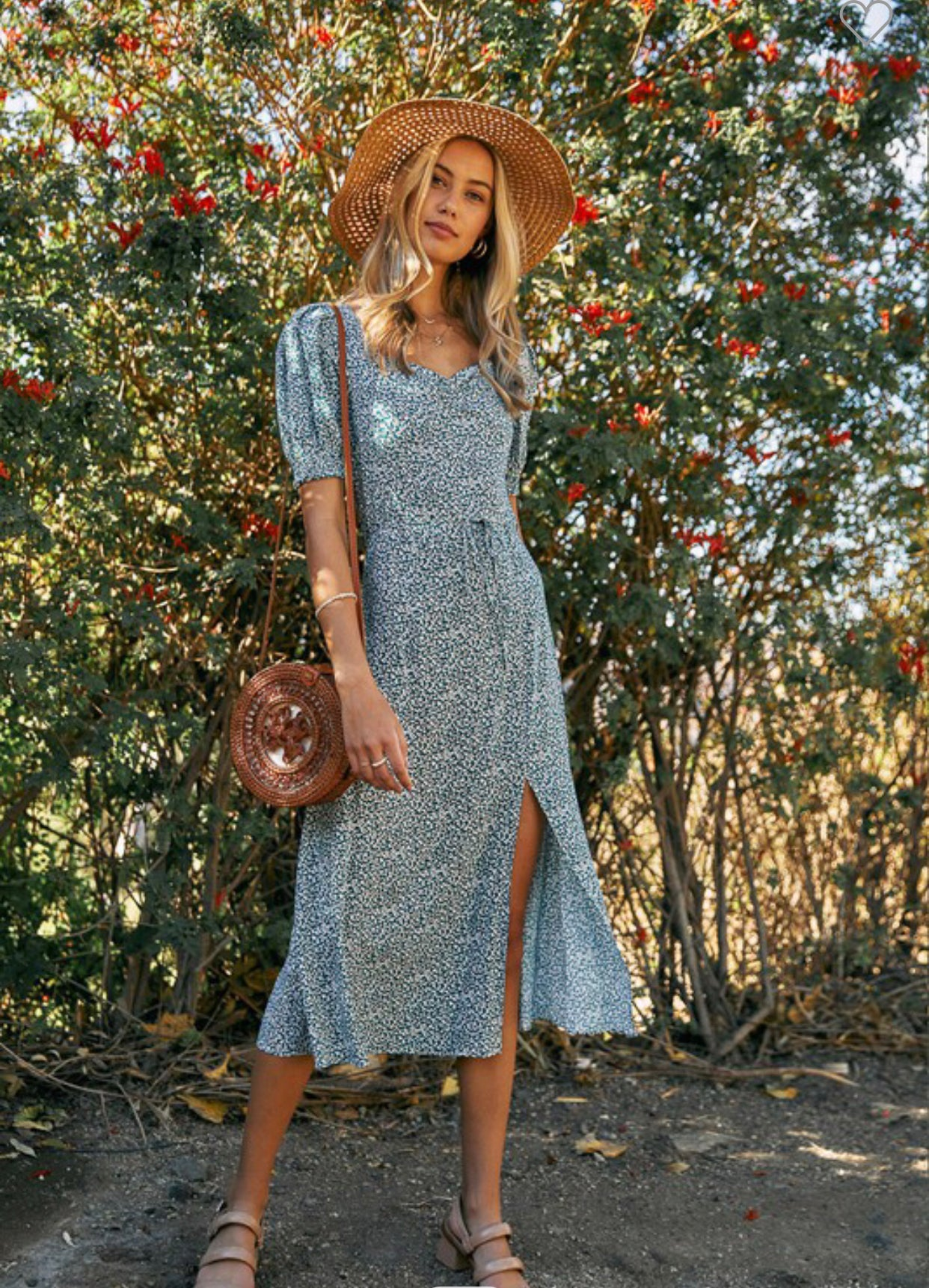 Endless Summer Midi Dress