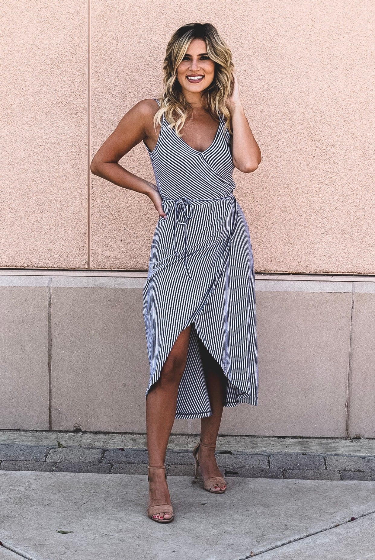 Z-Supply Capri Wrap Dress