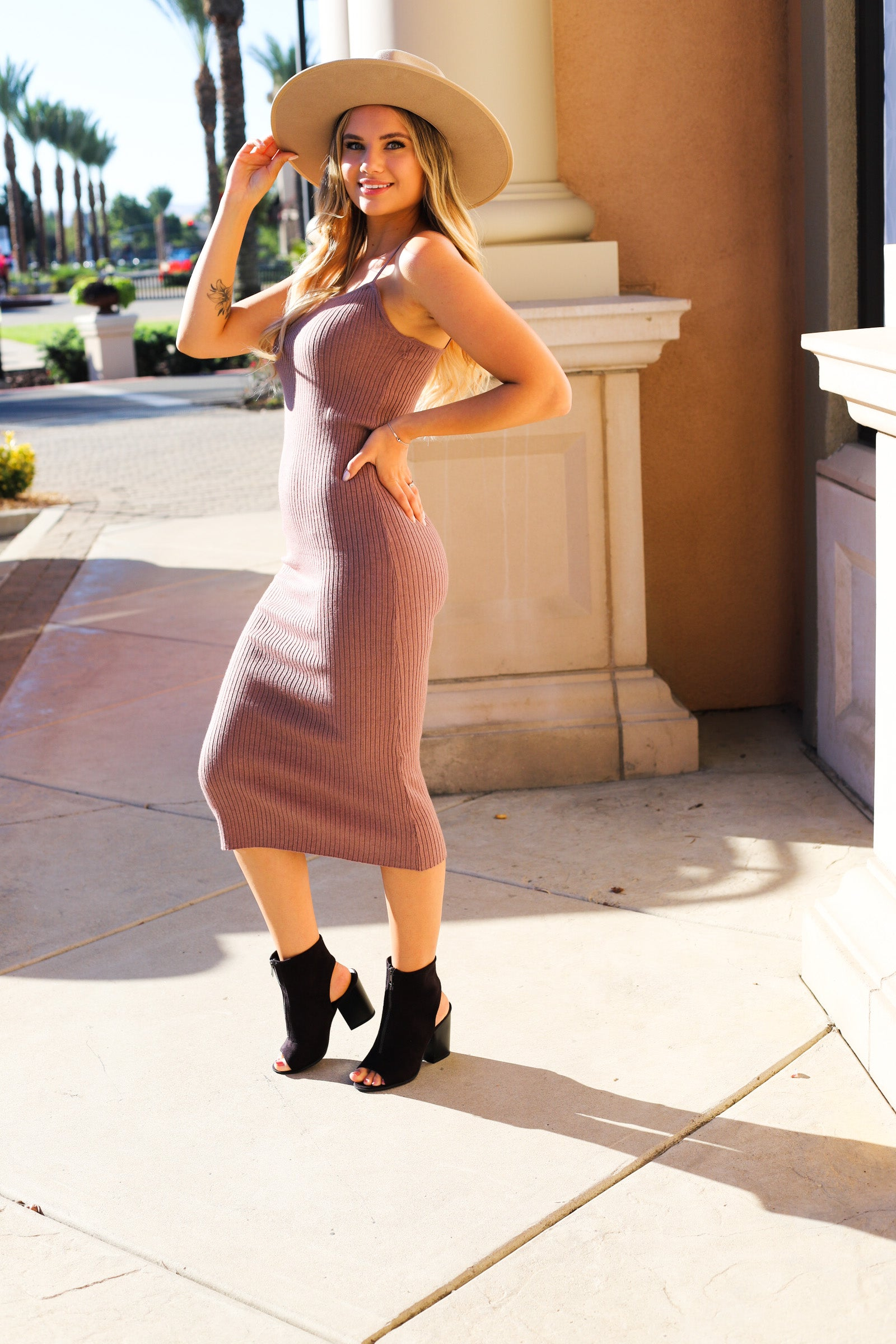 Lover Bodycon Dress