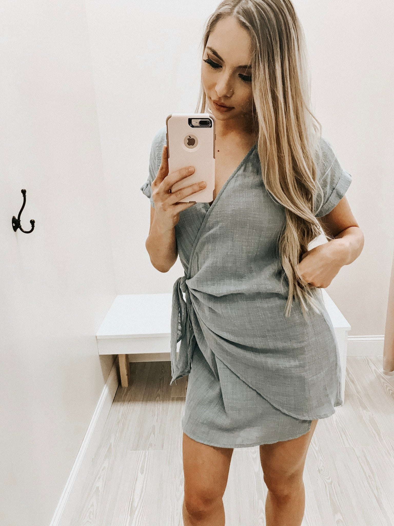 Esme Wrap Dress