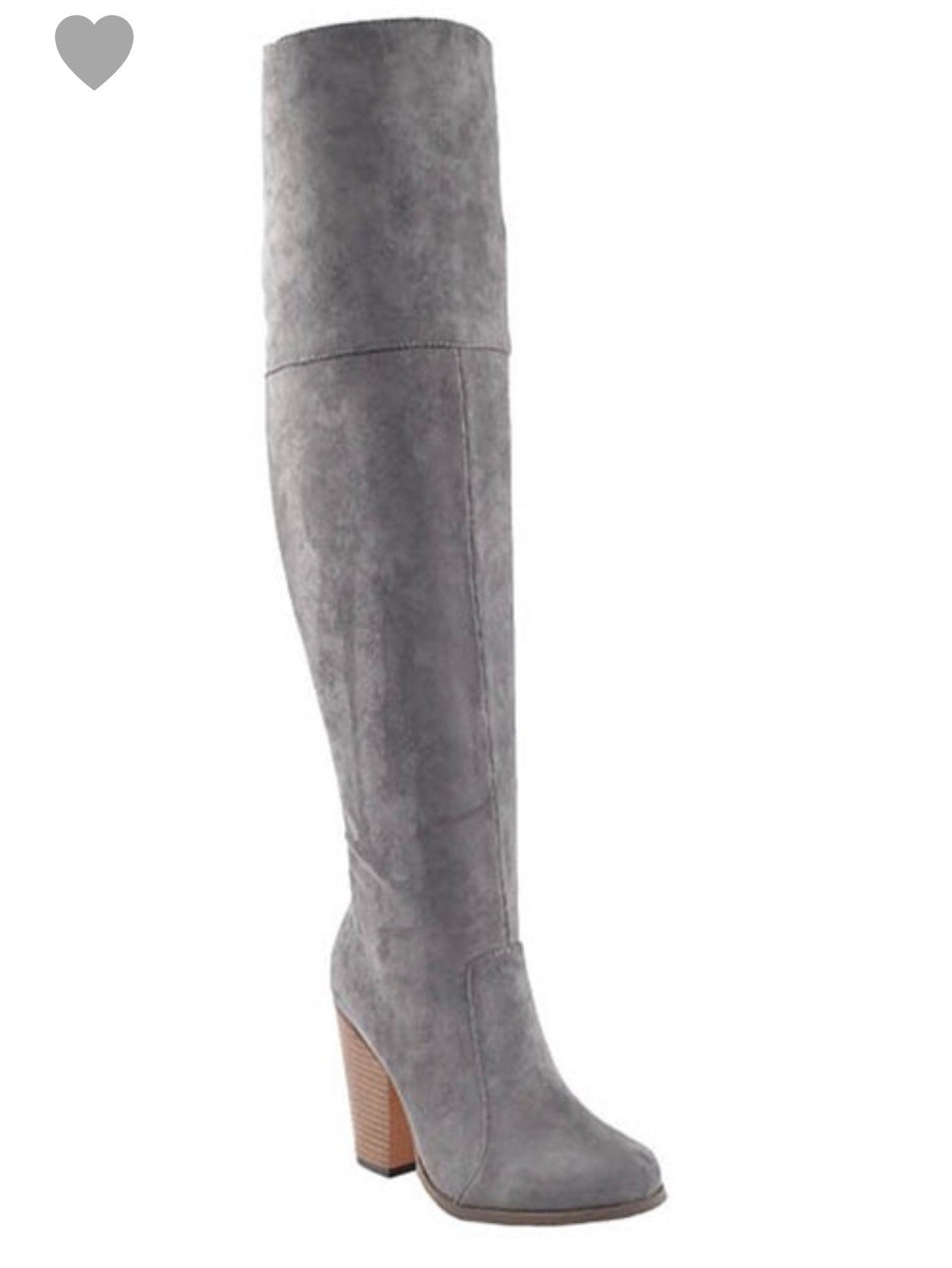 Chase + Chole Over The Knee Boot