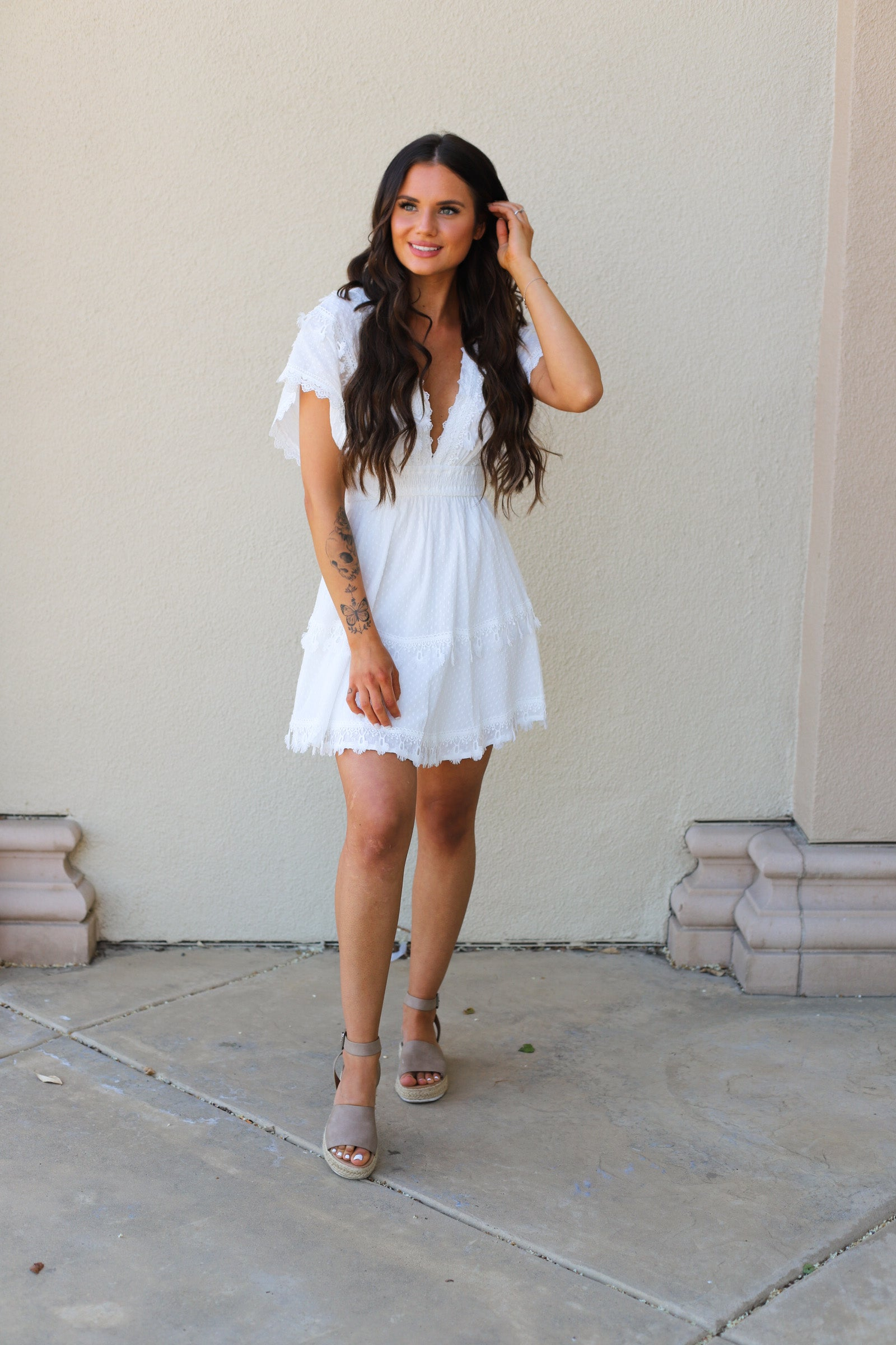 So Cal Mini Dress