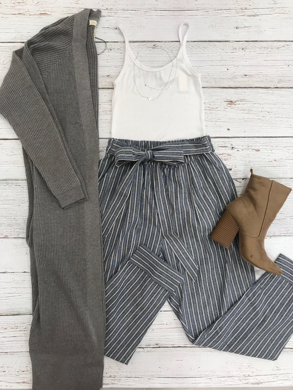 Spring Edit Stripe Pants