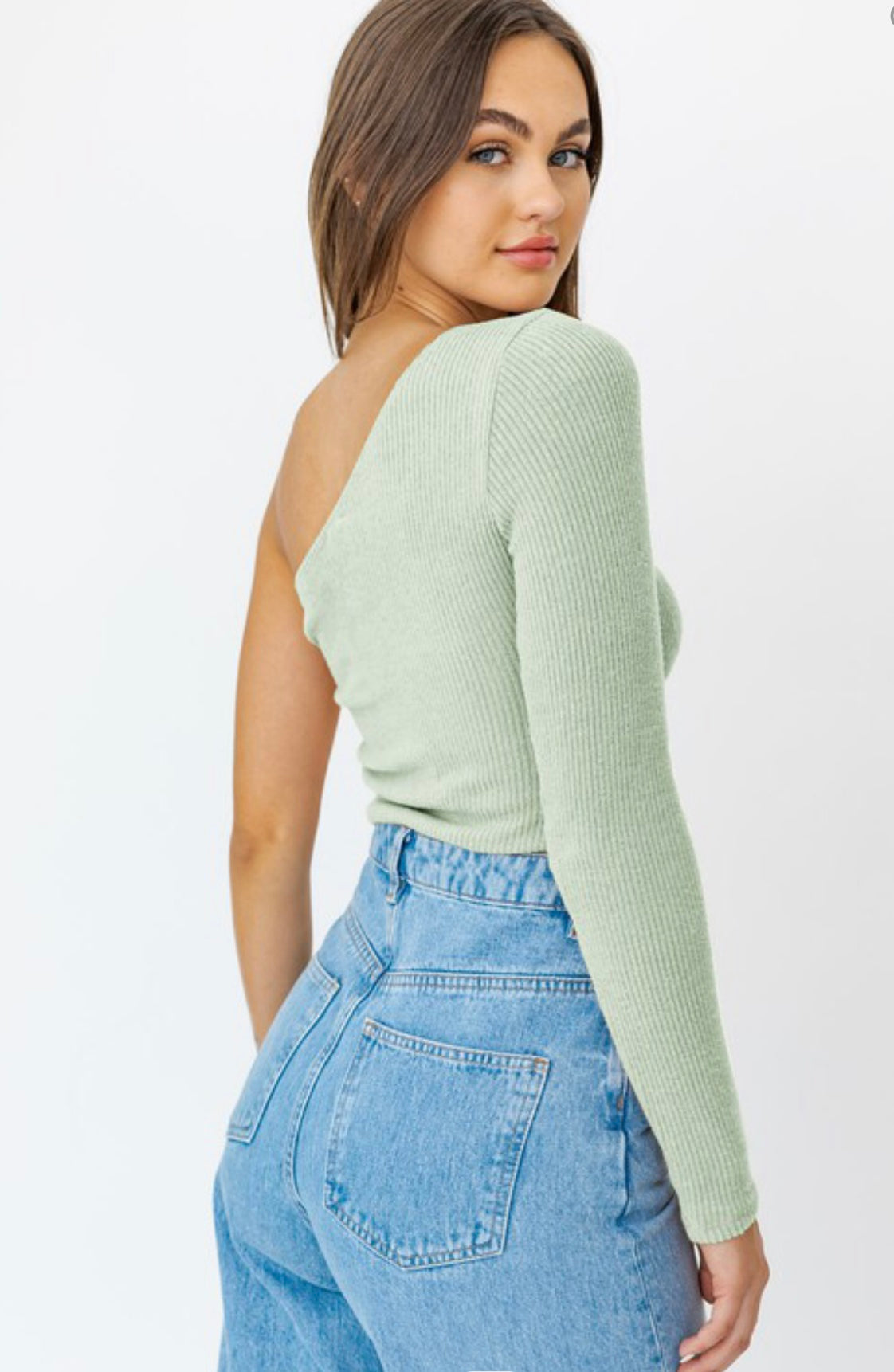 Out To Brunch One Sleeve Top