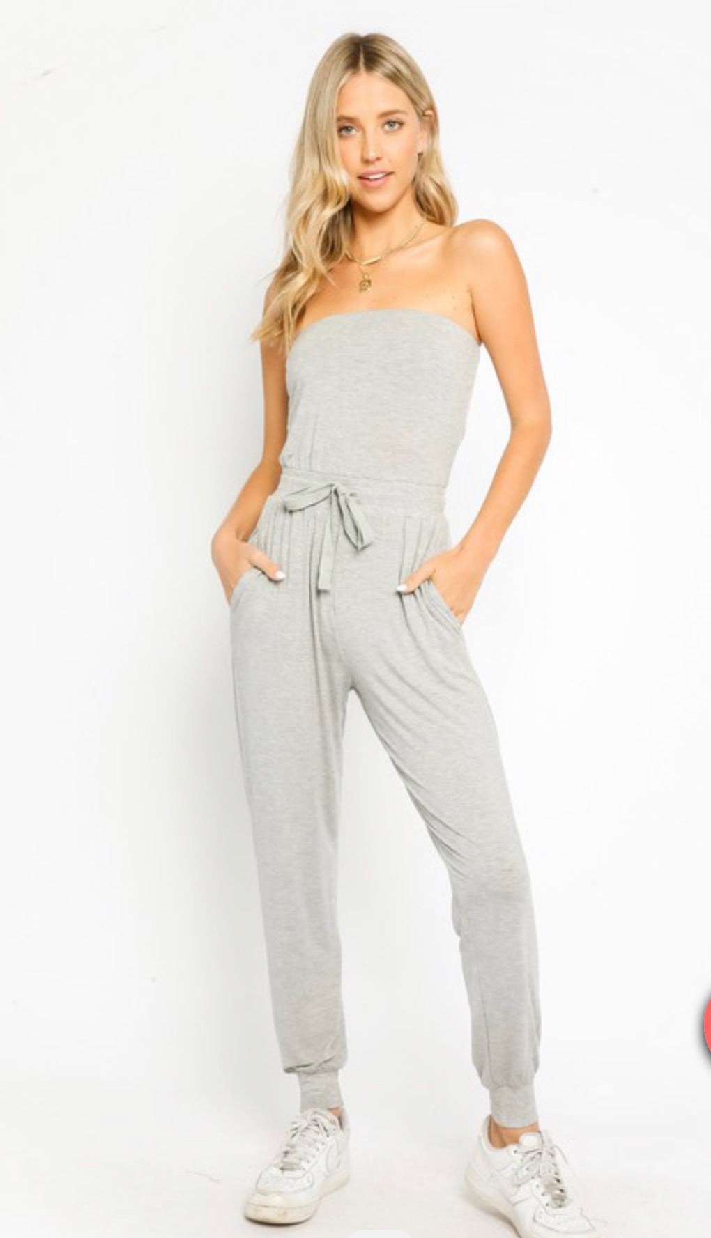 All Day Tube Jumpsuit