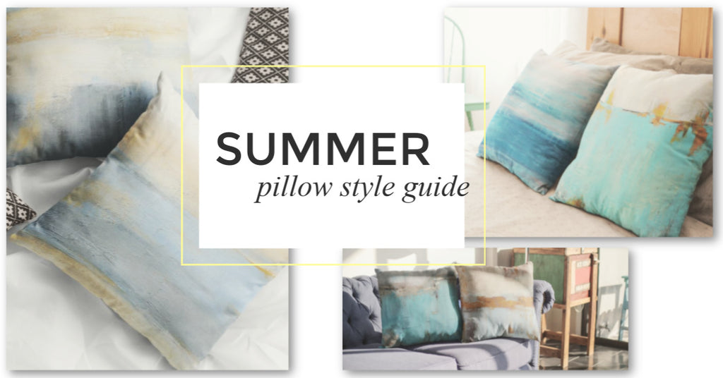 Summer Pillow Style Guide