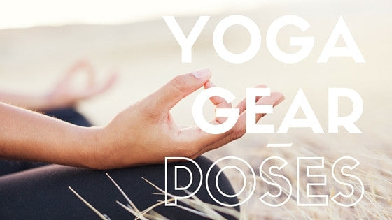 Spring Yoga Gear + Simple Yoga Poses for the Beginner