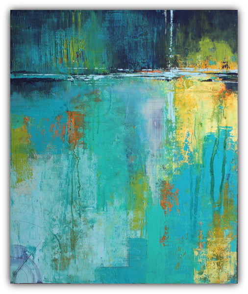 Tranquil Nights - SOLD - The Modern Home Co. by Liz Moran