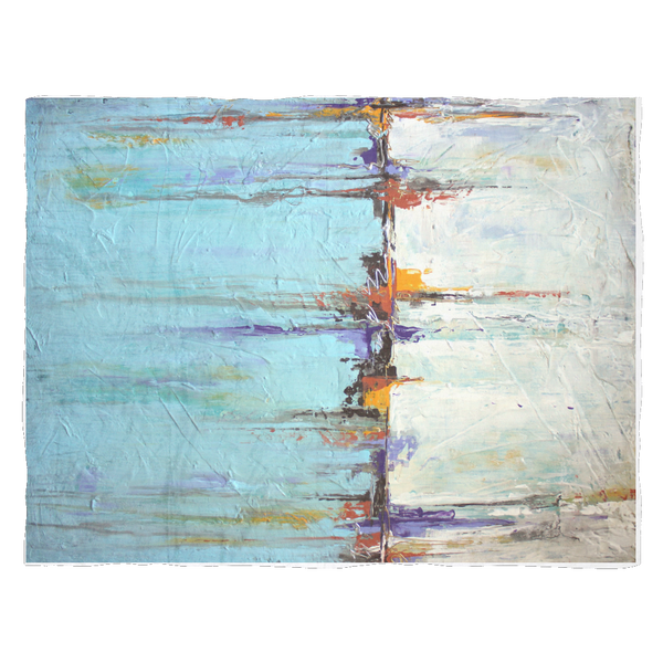 Sailing - Blanket - The Modern Home Co. by Liz Moran