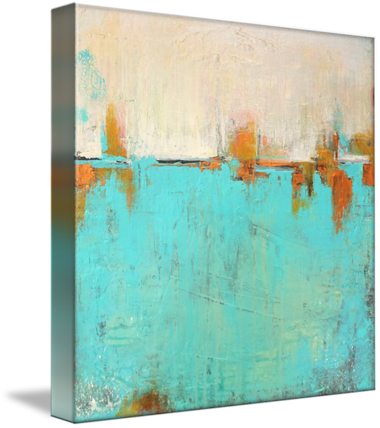 Sea of Whispers - Canvas Art Print - The Modern Home Co. by Liz Moran