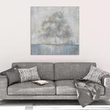 Be Still - Wrapped Canvas Print - The Modern Home Co. by Liz Moran