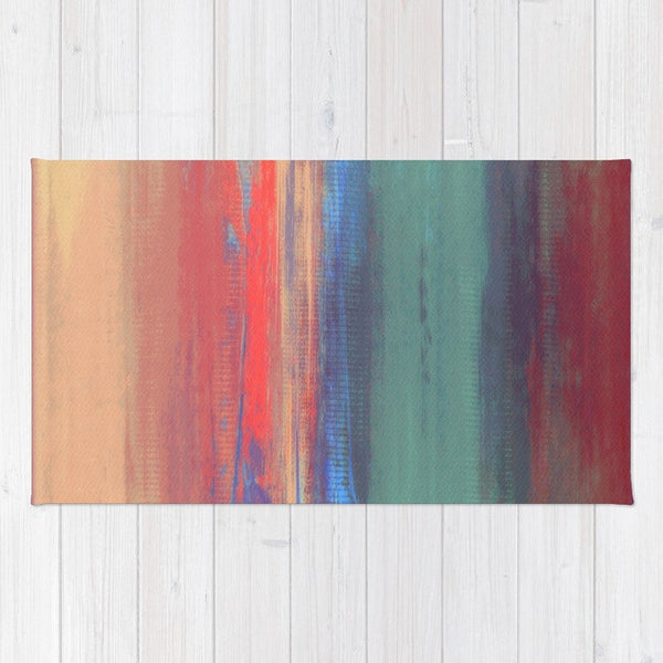Afternoon Sky - Pastel Area Rug