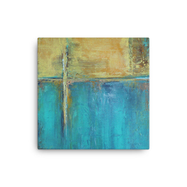 Caribbean Cargo Canvas Print - The Modern Home Co. by Liz Moran