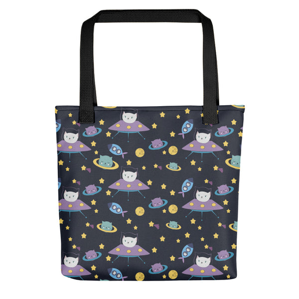 UFO Cat - Tote bag - The Modern Home Co. by Liz Moran