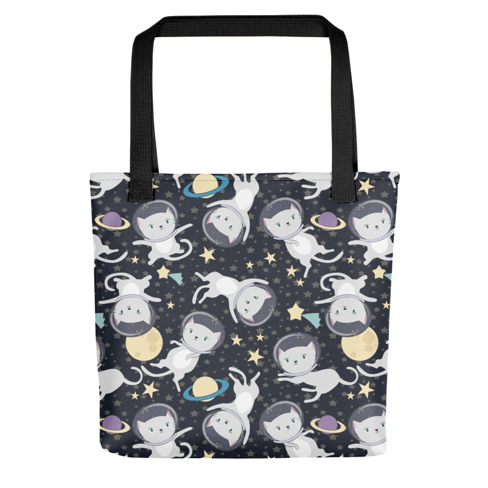 Space Cat - Tote bag - The Modern Home Co. by Liz Moran