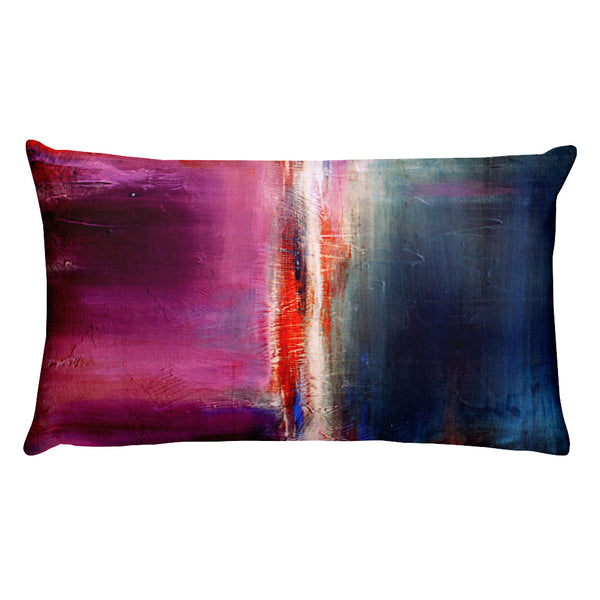 Romance - Lumbar Pillow - The Modern Home Co. by Liz Moran