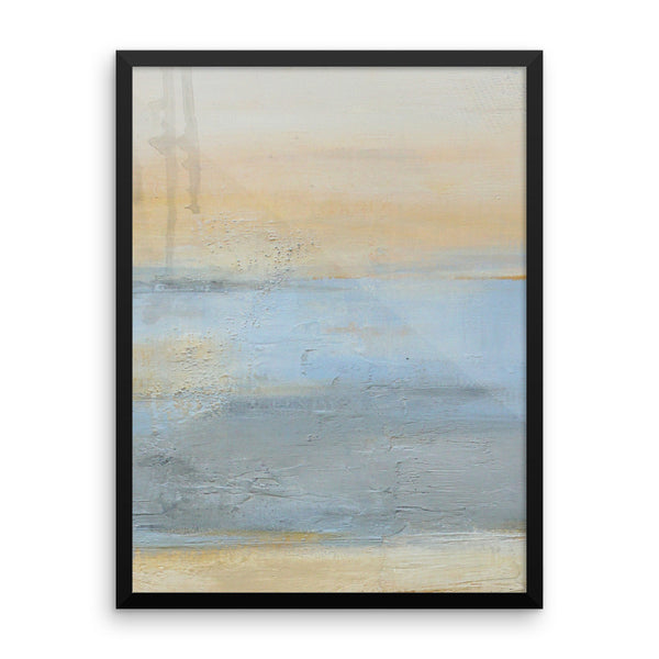 Beach Bum II - Framed Art Print - The Modern Home Co. by Liz Moran