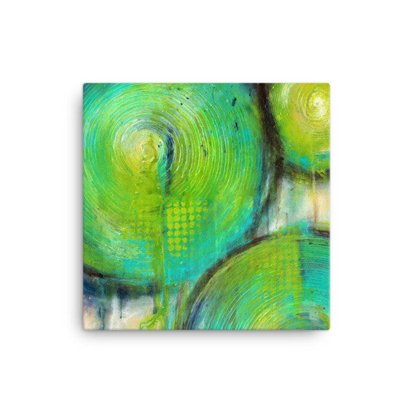 Firefly - Canvas Art Print - The Modern Home Co. by Liz Moran