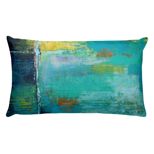 Tranquil Nights - Lumbar Pillow - The Modern Home Co. by Liz Moran