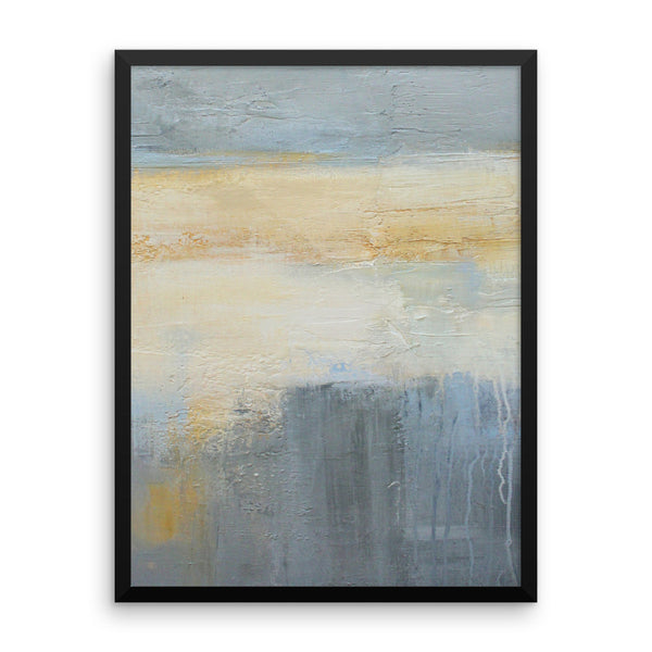 Beach Bum I - Framed Art Print