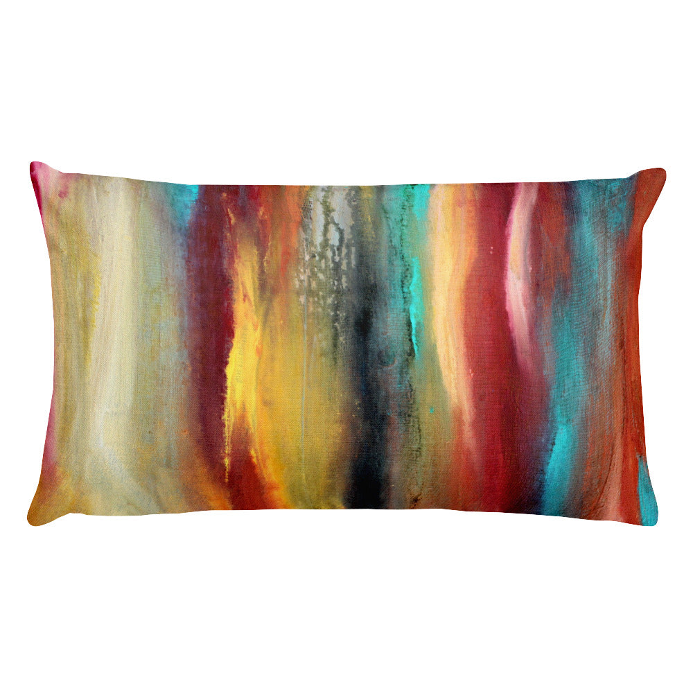 Castaway - Lumbar Pillow - The Modern Home Co. by Liz Moran