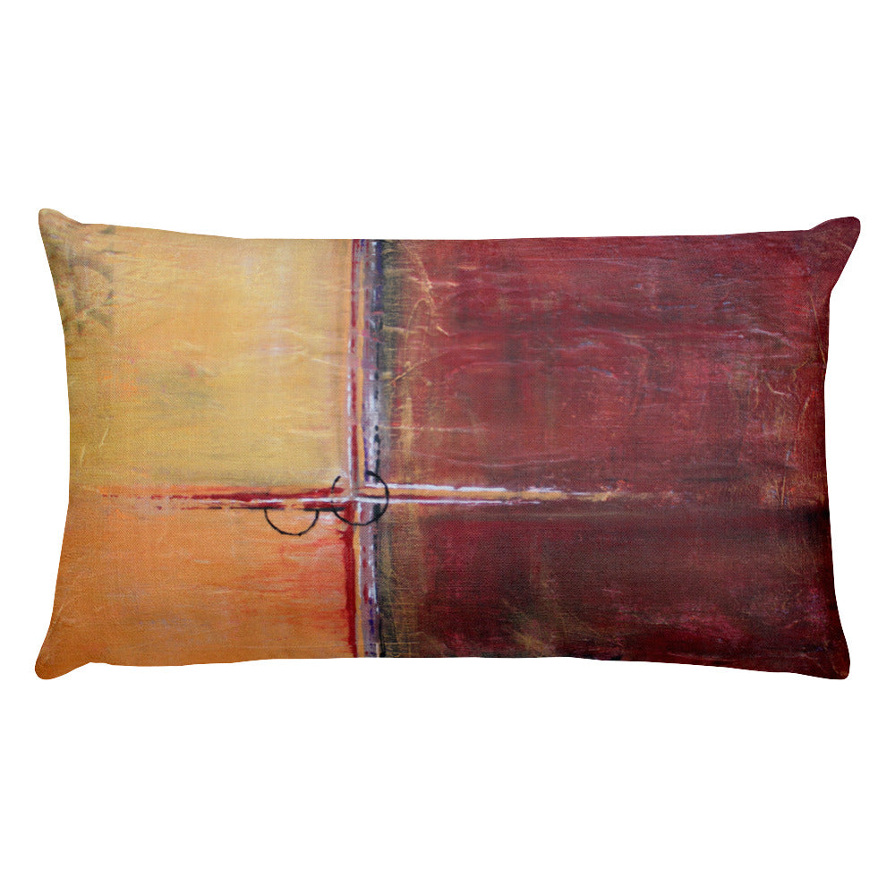 Cargo - Lumbar Pillow - The Modern Home Co. by Liz Moran
