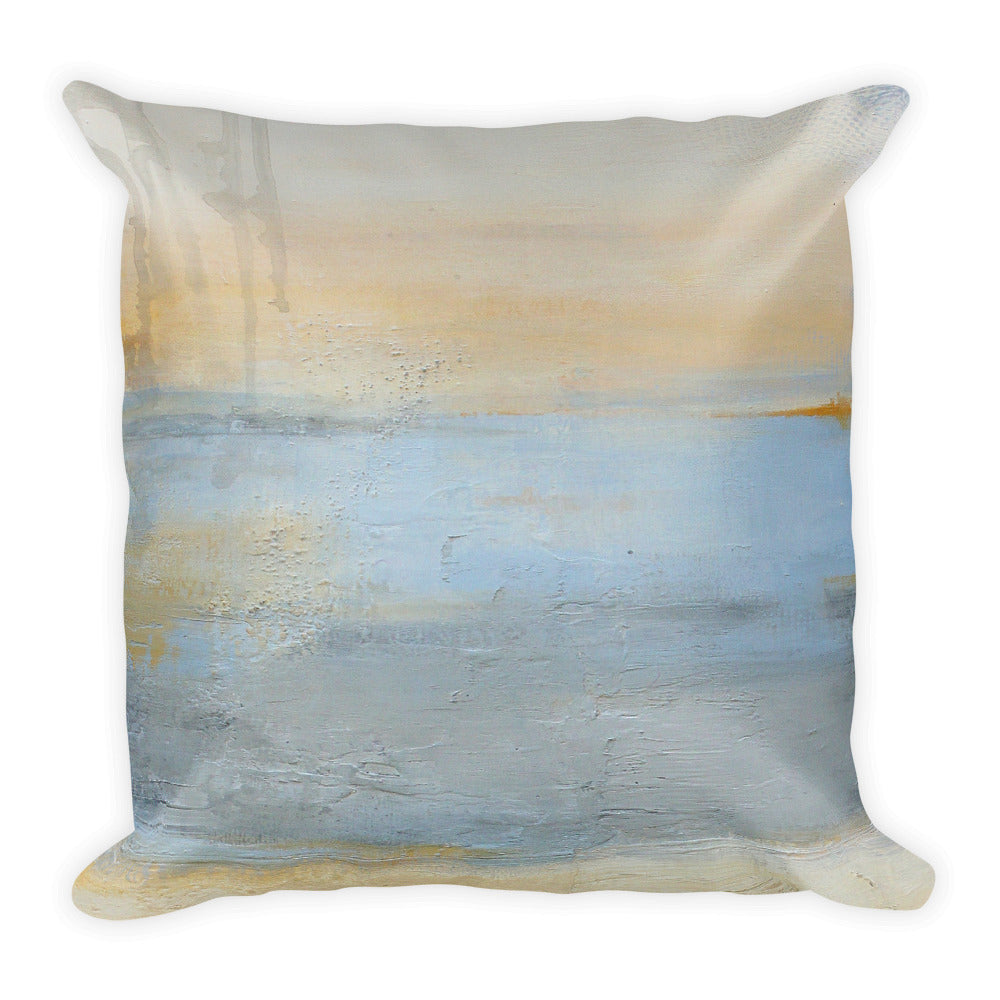 Beach Bum II - Throw Pillow