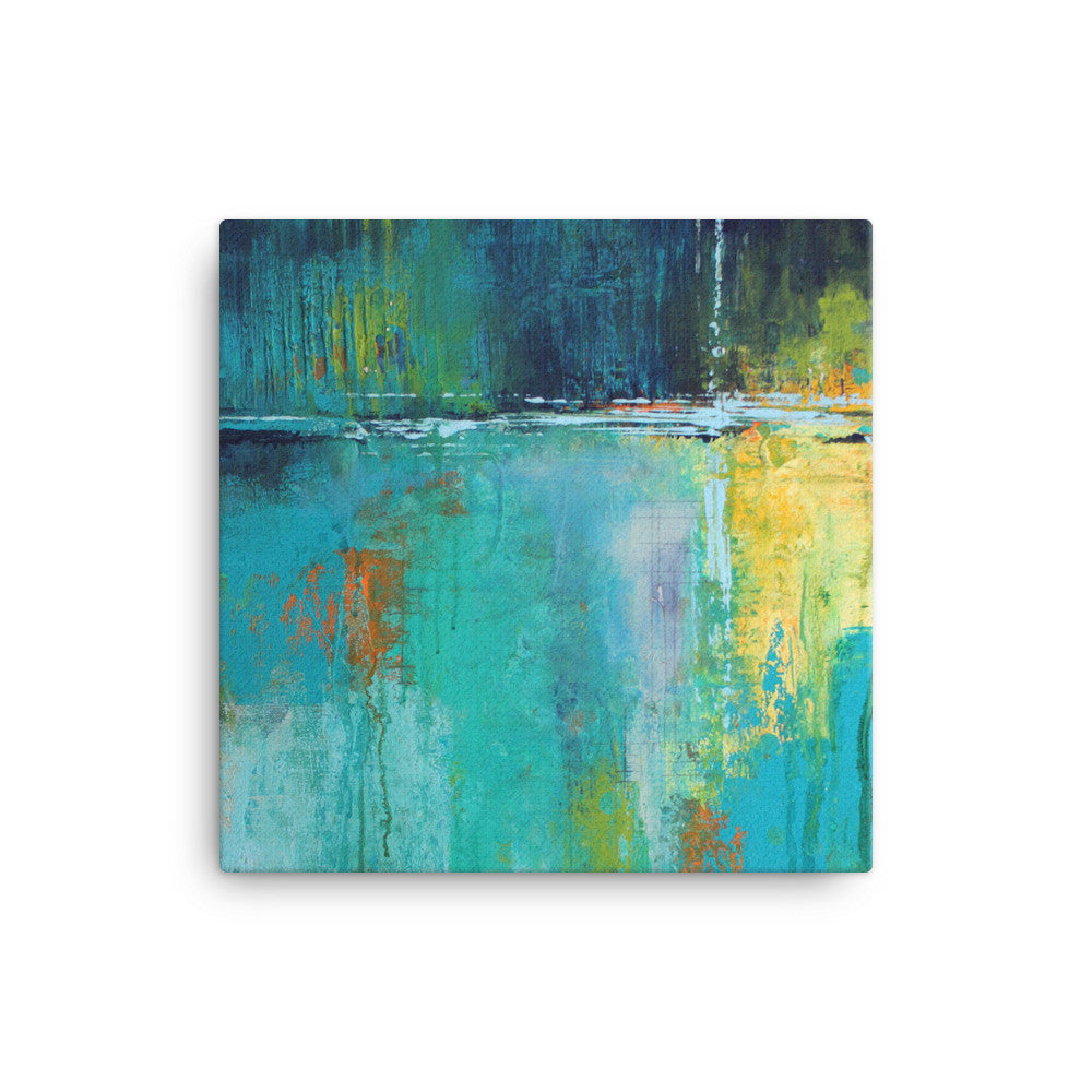 Tranquil Nights Canvas Wall Art