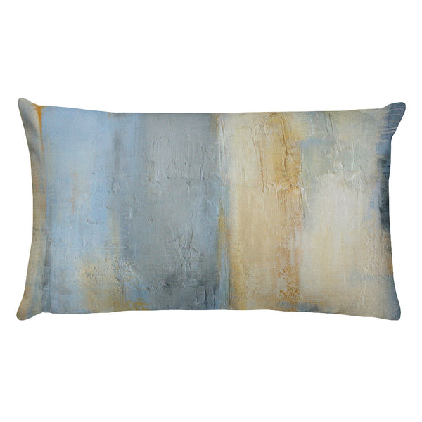 Beach Bum - Lumbar Pillow - The Modern Home Co. by Liz Moran