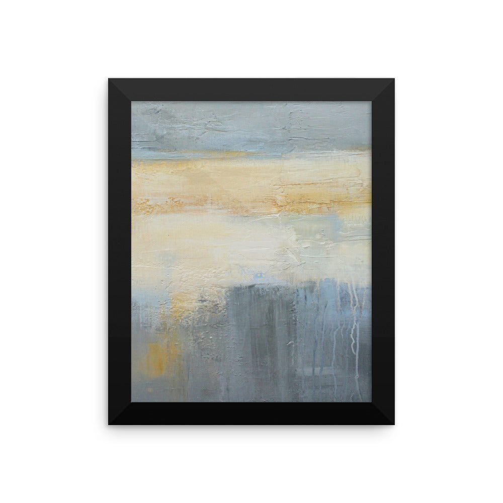 Beach Bum I - Framed Art Print - The Modern Home Co. by Liz Moran