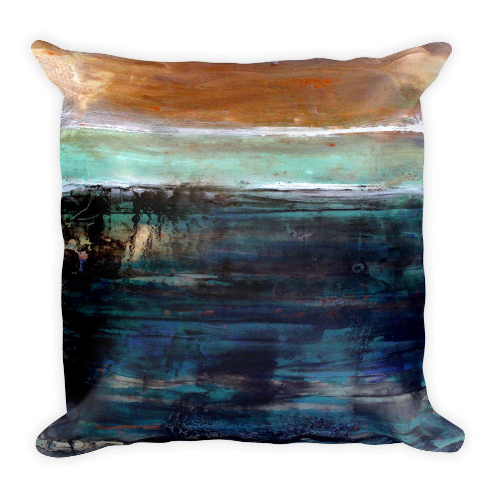 East Coast - Throw Pillow