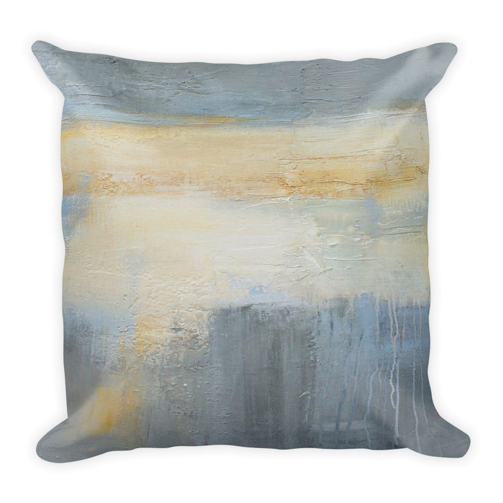 Beach Bum I - Throw Pillow - The Modern Home Co. by Liz Moran
