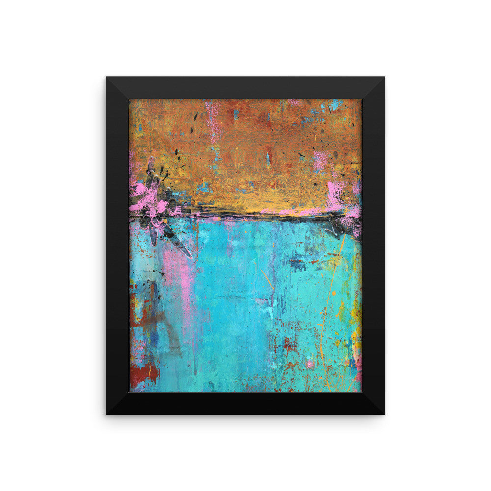 Montego Bay - Framed Art Print