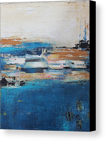Nautical Impressions - Canvas Art Print - The Modern Home Co. by Liz Moran