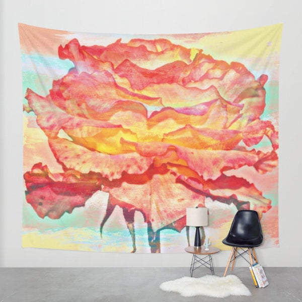 Gypsy Rose Wall Tapestry - The Modern Home Co. by Liz Moran