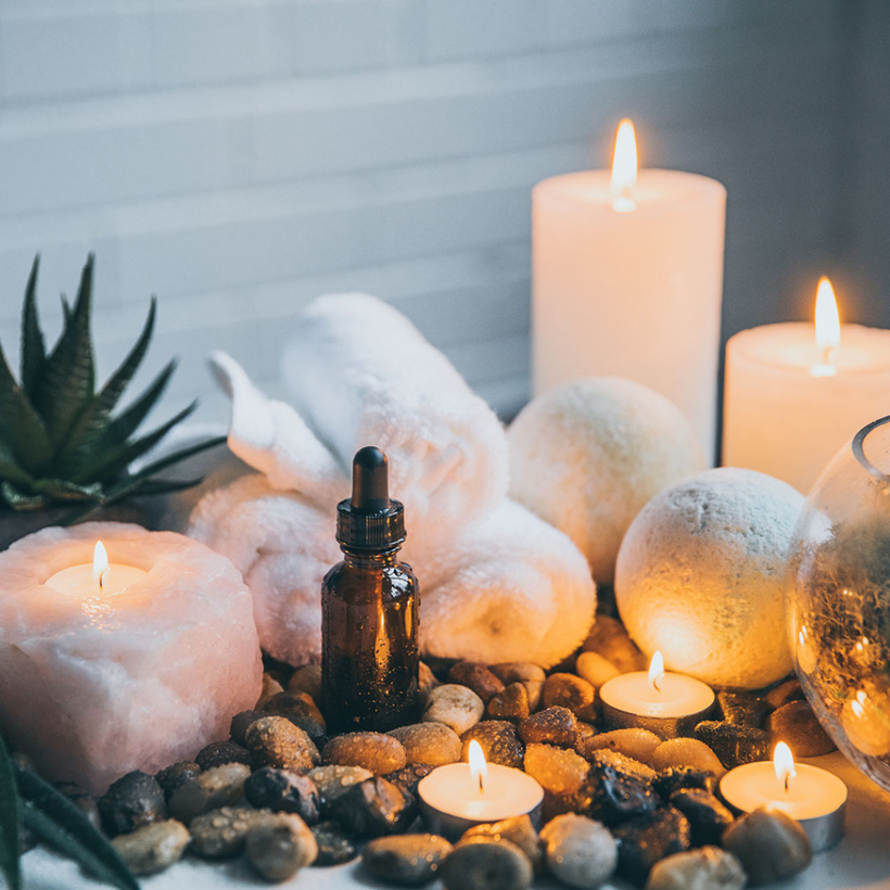 Essential Oils & Mists