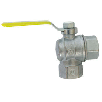 Angle Lever Ball Valve - #BFT