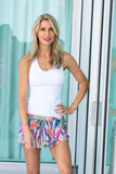 Bahamas Pleated Skort