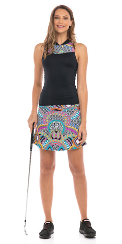 Safari Golf Skort