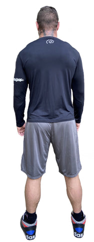 Men's Fitted Long Sleeve