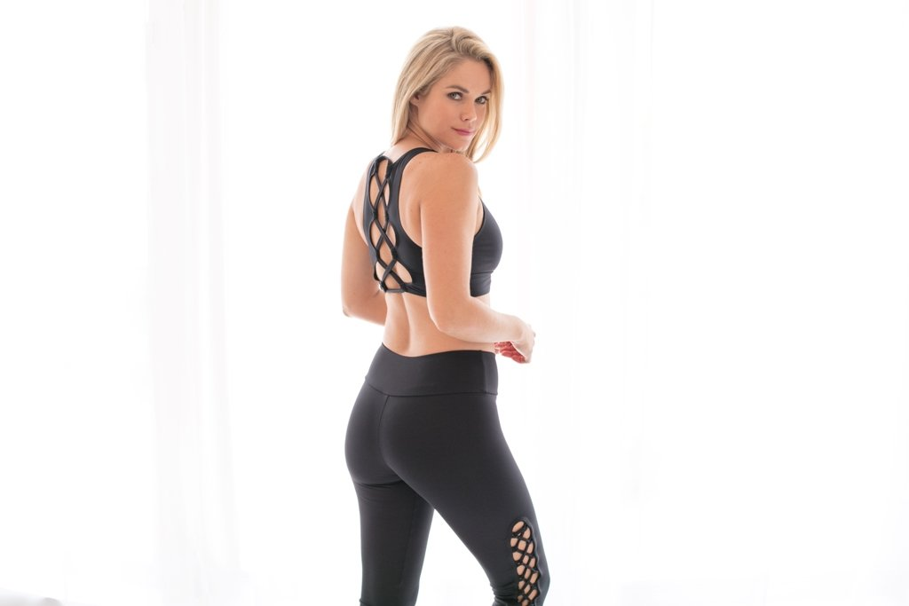Sexy Leggings and Fitness Apparel