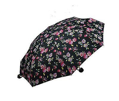 3621A-FLOW BERMONI Umbrella with Automatic Opening and Floral pattern
