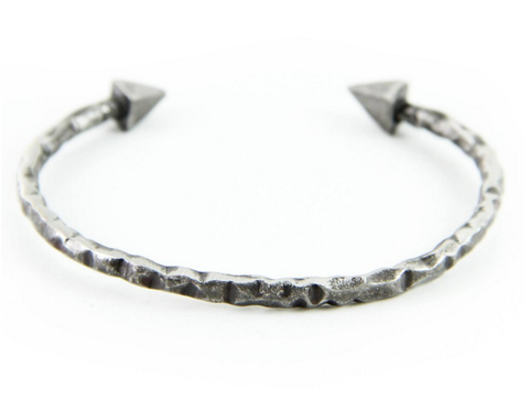 Castaway Cuff in Antique Silver-Jewelry-Nola Rae Boutique