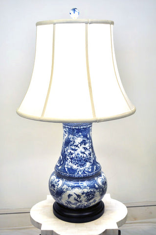 Porcelian Vase Table Lamp