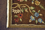 Turkish Hand-Made Rug 6.2 x 9