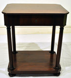 Antique End Table
