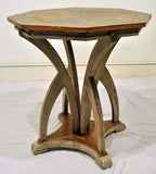 Octaganal Accent Table